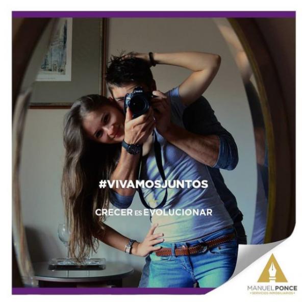#VIVAMOS JUNTOS